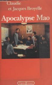 Apocalypse Mao. - Couverture - Format classique