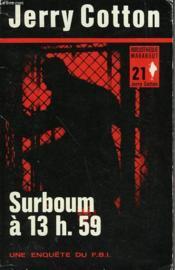 Surboum A 13h.59. - Couverture - Format classique