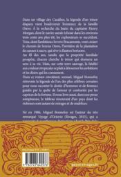 Sucre noir - 4ème de couverture - Format classique