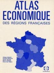 Atlas économique des régions françaises - Couverture - Format classique