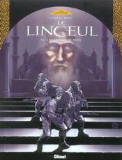 Le linceul t.3 ; les vikings de Dieu - Intérieur - Format classique