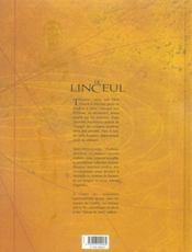 Le linceul t.3 ; les vikings de Dieu - 4ème de couverture - Format classique