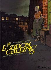 London calling t.1 ; la promesse d'Erasme - Intérieur - Format classique
