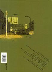 London calling t.1 ; la promesse d'Erasme - 4ème de couverture - Format classique