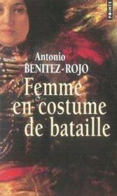 Femme en costume de bataille - Couverture - Format classique
