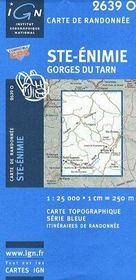 Ste Enimie ; gorges-du-Tarn - Couverture - Format classique