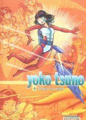 Yoko Tsuno ; INTEGRALE VOL.4 ; Vinéa en péril - Intérieur - Format classique