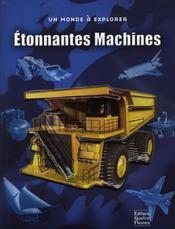 Étonnantes machines - Intérieur - Format classique
