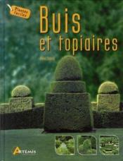 Buis et topiaires - Couverture - Format classique