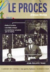 Le proces d'Orson Welles - Intérieur - Format classique