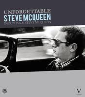Inoubliable Steve McQueen ; inforgettable Steve Mcqueen - Couverture - Format classique