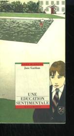 Une education sentimentale - Couverture - Format classique