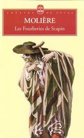 Les Fourberies De Scapin - Intérieur - Format classique