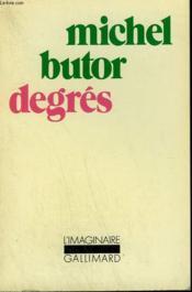 Degres. Collection : L'Imaginaire N° 16 - Couverture - Format classique