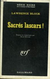 Sacres Lascars ! Collection : Serie Noire N° 1333 - Couverture - Format classique
