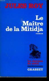 Le Maitre De La Mitidja. Les Cheaux Du Soleil. - Couverture - Format classique