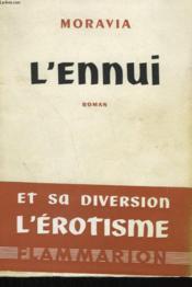 L'Ennui. - Couverture - Format classique
