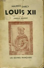 Louis Xii - Couverture - Format classique