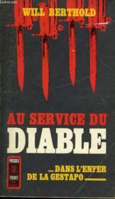 Au Service Du Diable - Prinz Albrecht Strasse - Couverture - Format classique