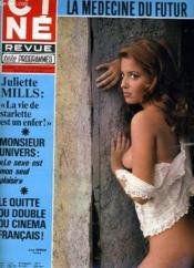 Cine Revue - Tele-Programmes - 57e Annee - N° 38 - Le Crabe-Tambour - Couverture - Format classique