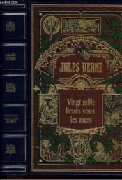 Vingt Mille Lieues Sous Les Mers - Couverture - Format classique