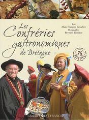 Les confréries gastronomiques de Bretagne - Intérieur - Format classique