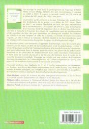 Histoire des faits économiques et sociaux de 1945 à nos jours (3e édition) - 4ème de couverture - Format classique