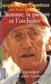 L'Homme, La Pieuvre Et L'Orchidee - Intérieur - Format classique