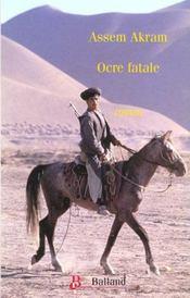 Ocre Fatale - Intérieur - Format classique