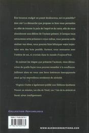 Pardon - la voie du bonheur (2e édition) - 4ème de couverture - Format classique