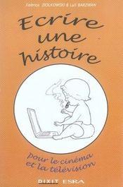 Écrire une histoire - Intérieur - Format classique