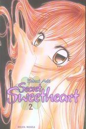 Secret sweetheart t.2 - Intérieur - Format classique