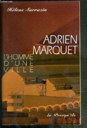 Marquet Homme D'Une Ville - Couverture - Format classique