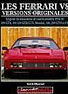 Les Ferrari V8 - Couverture - Format classique