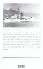 Embarque ; appelé dans la marine, 1956-1959 - 4ème de couverture - Format classique