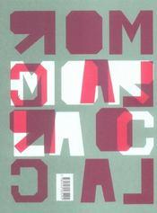 Morlac - 4ème de couverture - Format classique