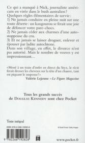 Piège nuptial - 4ème de couverture - Format classique