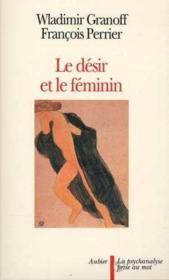 Le desir et le feminin - Couverture - Format classique