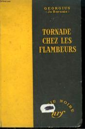 Tornade Chez Les Flambeurs. Collection : Serie Noire Sans Jaquette N° 330 - Couverture - Format classique