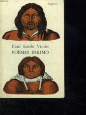 Poemes Eskimo. - Couverture - Format classique