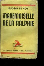 Mademoiselle De La Ralphie - Septieme Edition - Couverture - Format classique