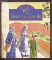 Jésus au Temple - Couverture - Format classique