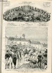 L'UNIVERS ILLUSTRE - VINGT-HUITIEME ANNEE N° 1597 Le mariage de S. A. R. La princesse Marie d'Orléans - Couverture - Format classique