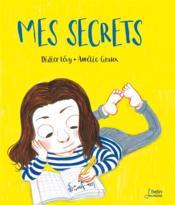 Le livre de mes secrets - Couverture - Format classique