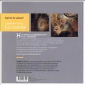 Apprendre à voir la nativité - 4ème de couverture - Format classique