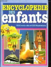 Encyclopedie Des Enfants - Couverture - Format classique