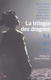 La Trilogie Des Dragons - Intérieur - Format classique