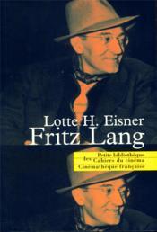Fritz Lang - Couverture - Format classique