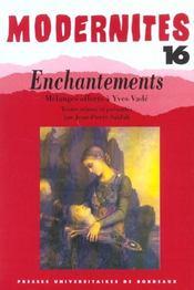 Enchantements. melanges offerts a yves vade - Intérieur - Format classique
