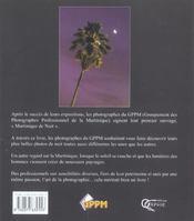 Martinique De Nuit - 4ème de couverture - Format classique